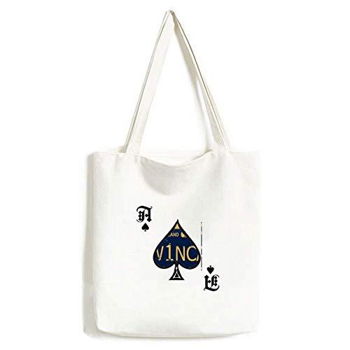 Nummernschild USA amerikanische Auto Nummernschild Handtasche Craft Poker Spaten...