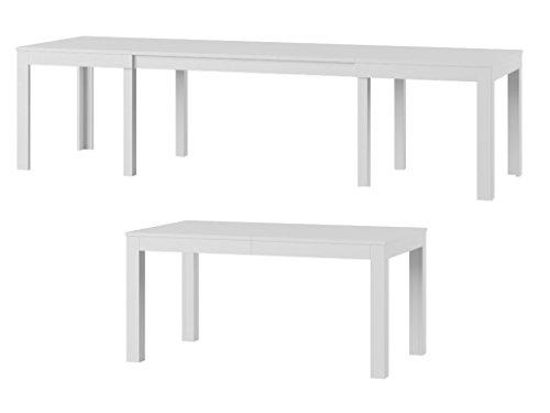 Furniture24 Tisch Küchentisch Esszimmertisch Esstisch WENUS ausziehbar 300 cm !!!...