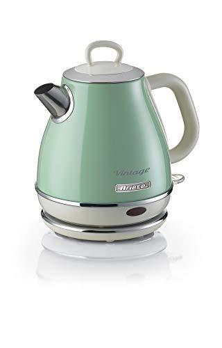 Ariete 2868GR Wasserkocher Vintage 1 L grün