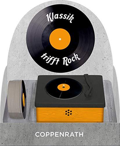 Vintage-Plattenspieler - Klassik trifft Rock: Vintage-Plattenspieler mit 10...