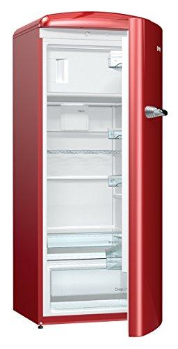 Gorenje ORB 153 R Kühlschrank mit Gefrierfach / A+++ / Höhe 154 cm / Kühlen: 229 L...