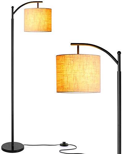 Stehlampe Wohnzimmer, Zanflare Stehlampe Modern LED Stehleuchte, Classic...
