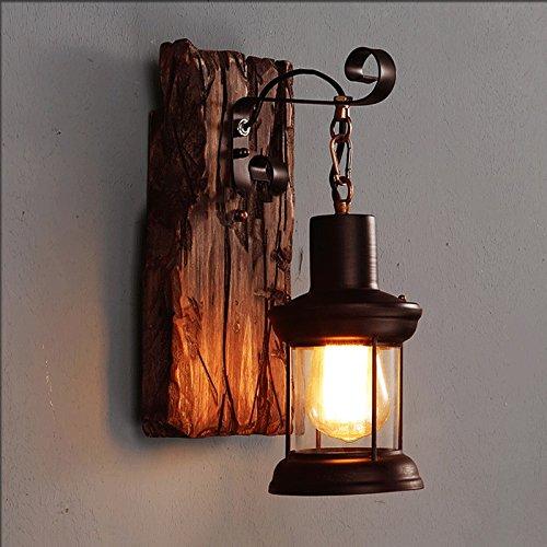 Vinteen American Rural Style Wandleuchte Schlafzimmer Nachttisch Kreativität...