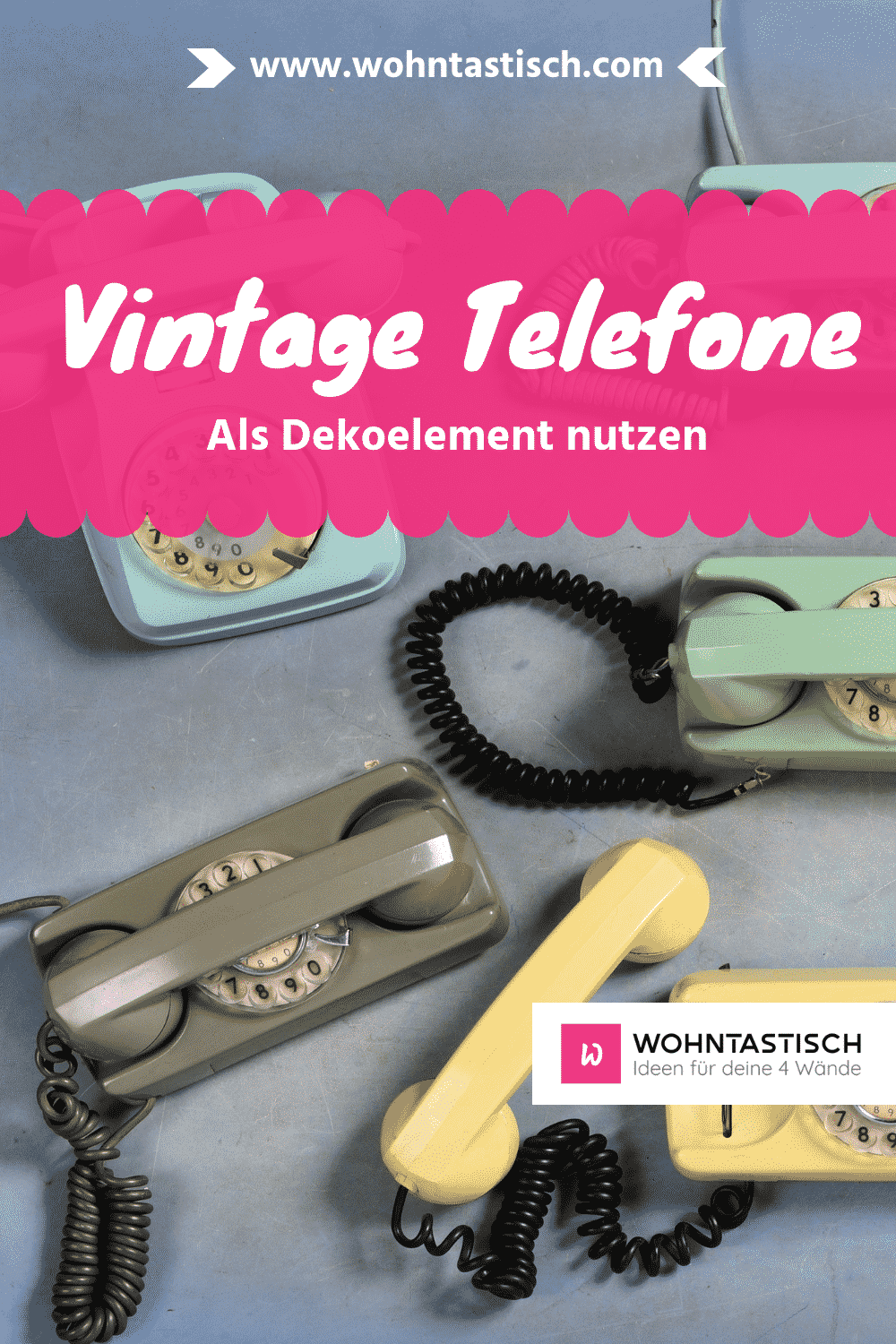 Vintage Telefone: back to Retro!