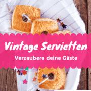 Vintage Servietten