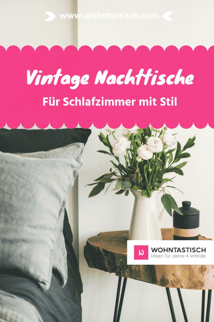 Vintage Nachttische – Für Mehr Stil im Schlafzimmer