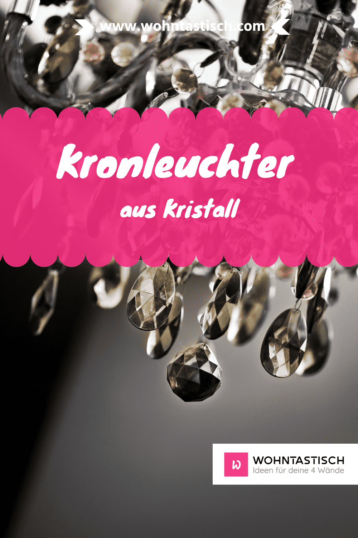Kristall Kronleuchter – Hol dir den Kitsch ins Haus