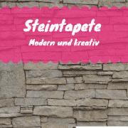 Steintapete